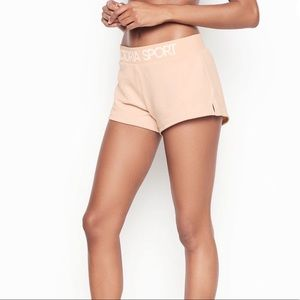 Victoria's Secret Sport Logo Shorts